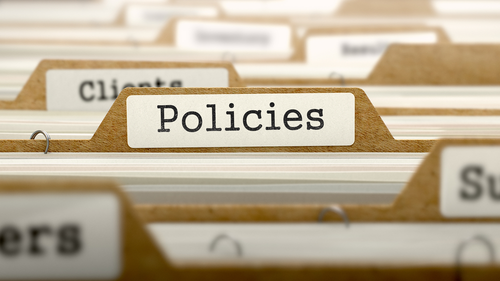 Security Compliance Policies- Part 1
